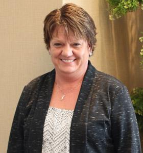 Kim Weber : Treasurer